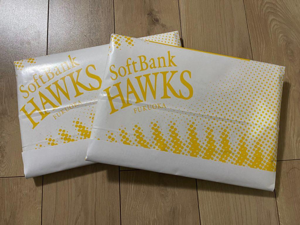 ホークス紙袋